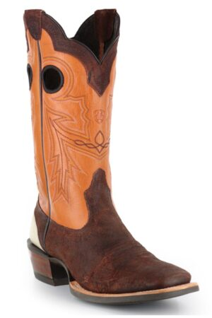Ariat Wildstock Rough Brick Western Boots 10017321 front
