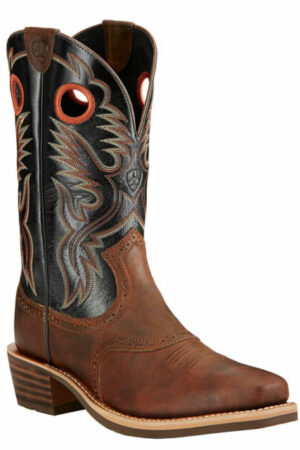 Ariat Heritage Roughstock Square Toe