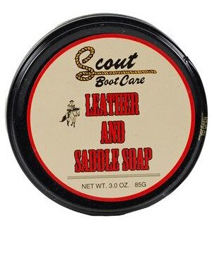 M&F Leather & Saddle Soap