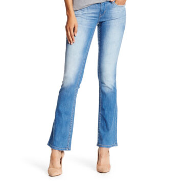 Levi Strauss Dreaming Blue Boot Cut Jeans