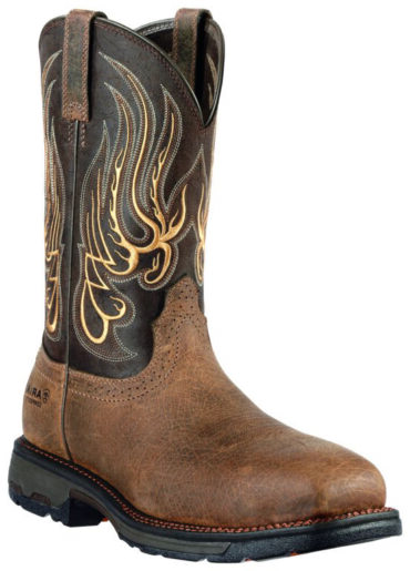 Ariat Workhog Mesteno Comp Toe Work Boots