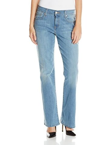 Levi Strauss Tidal Wave Boot Cut Jeans