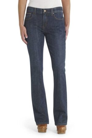 Levi Strauss Lights Out Boot Cut Jeans