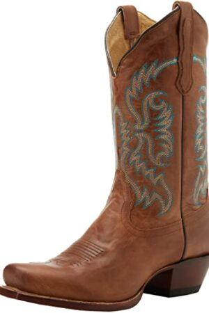 Nocona Old West Tan