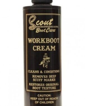 Scout 03918 Work Boot Cream