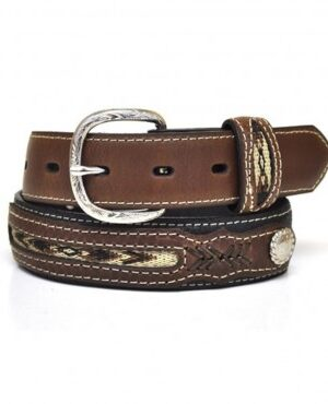M&F Kids Nocona Western Belt