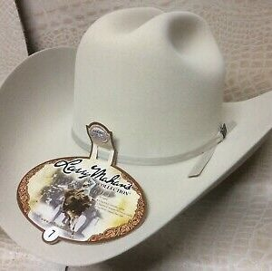Larry Mahan 5X Ridgetop Belly Felt Cowboy Hat