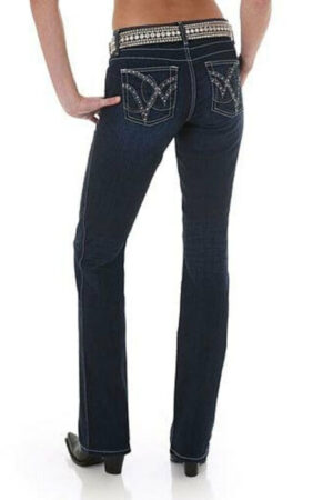 Wrangler Q-Baby Boot Scootin' Ultimate Riding Jeans