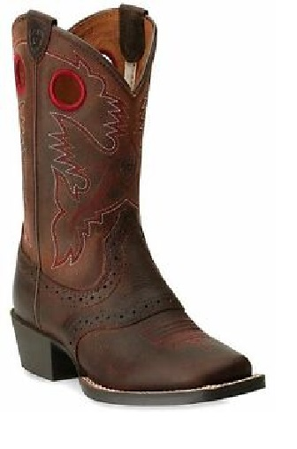 Rough Stock Cowboy Boots