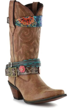 Rocky Women's Crush Accessorized Boots DCRD145 front