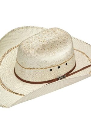 Twister Cattleman Bangora Straw Hat