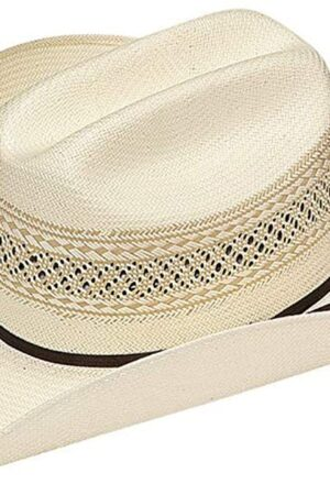 Twister Colton 10X Shantung Straw Hat