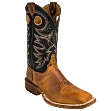 Justin Caddo Brown Boot