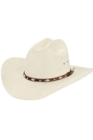 Larry Mahan 10X Brindle Straw Hat