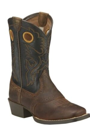 Ariat Youth Distressed Roughstock