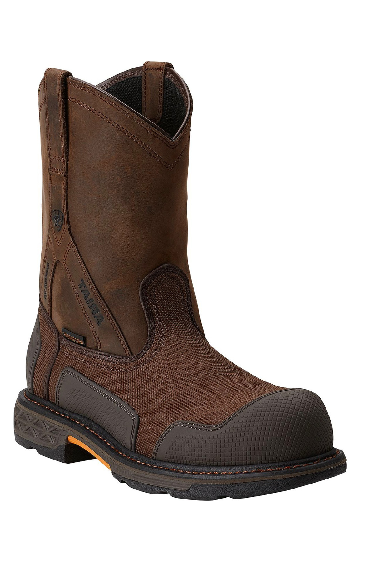 Ariat Overdrive XTR H2O Pull-On Work Boots