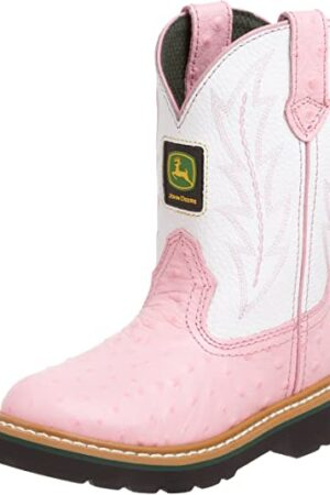 John Deere Pink Children's Boot