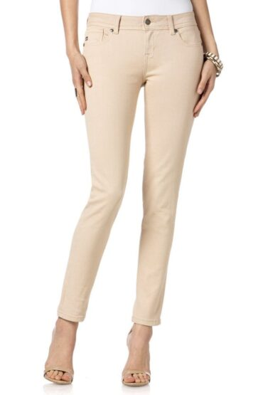 Miss Me Sand Storm Mid Rise Skinny Jeans