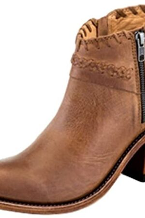 Old West Canyon Crisscross boots
