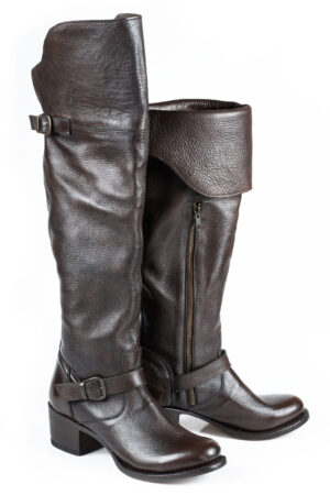 Stetson Bianca Over the Knee Boots