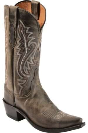 Lucchese Men's Madras Goat Snip Toe Boots