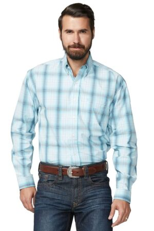 Stetson Western Classic Plaid Button Shirt