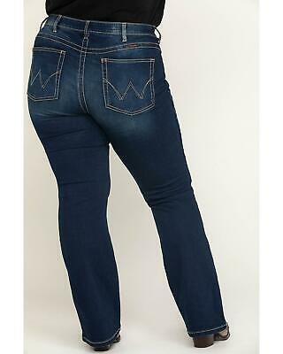 Wrangler Ultimate Riding Q-Baby Plus Size Jeans