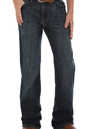 Wrangler 20X Boy's Blackwell Vintage Boot Cut Jeans