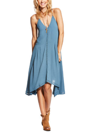 Ariat Light Blue Erica Dress