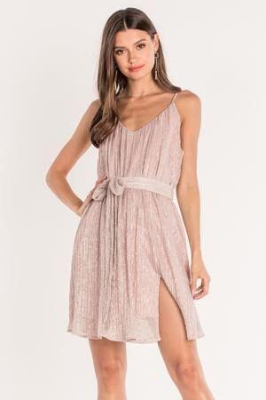 Miss Me Heavenly Tank Dress