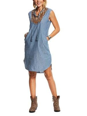 Ariat Ladies Indigo Fade Dress