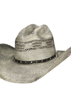 Bullhide PBR Icon Distressed Black Hat