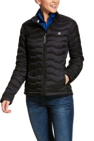 Ariat Women's Ideal 3.0 Down Jacket Black