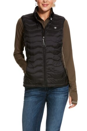 Ariat Women's Ideal 3.0 Down Black Vest