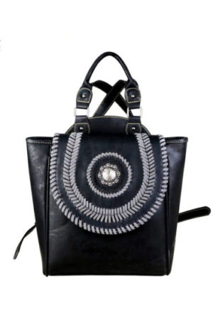 Montana West Concho Collection Backpack
