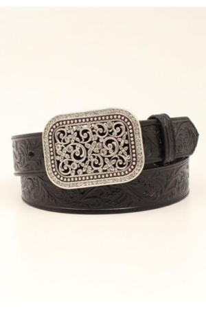 Ariat Ladies Dark Black Belt