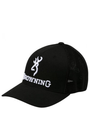 Browning Branded Mesh-Back Cap (L/XL)