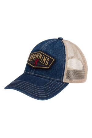 Browning Denim Cap