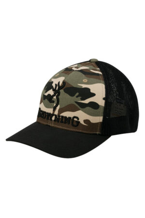Browning Camo Branded Cap