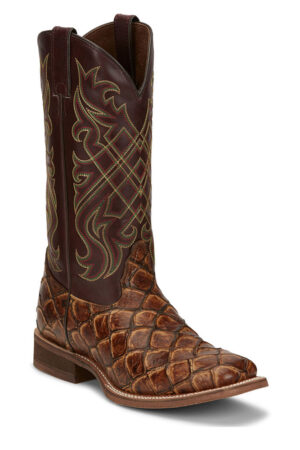 Nocona Men's Bryce Maple Western Boots