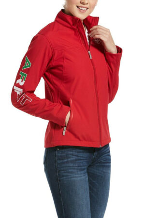 Ariat Ladies Mexico Softshell Jacket