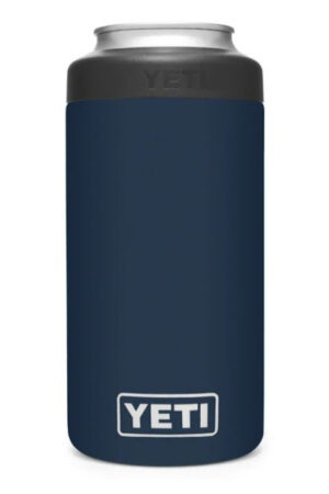 Yeti Navy 16oz Colster Tall Can