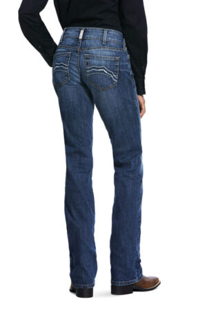Ariat Women's Stretch Brooke Straight Leg Jeans