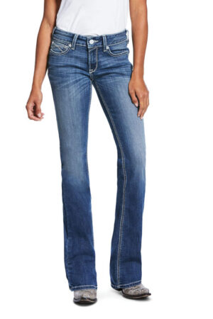 Ariat Women's Ariat Fit Stretch Ella Boot Cut Jeans