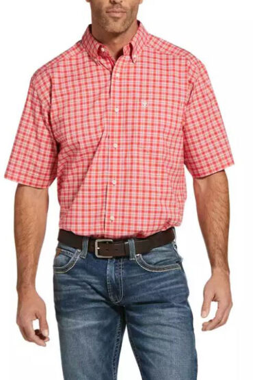 Ariat Men's Pro Series Idelwood Stretch Classic Fit Shirt