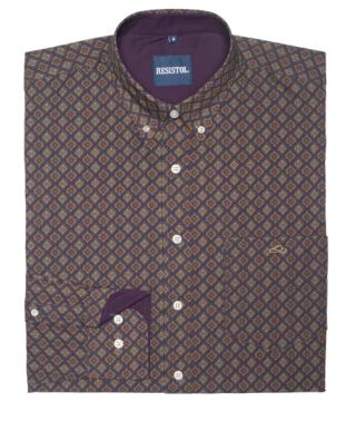 Resistol Men's Bryon Button Shirt